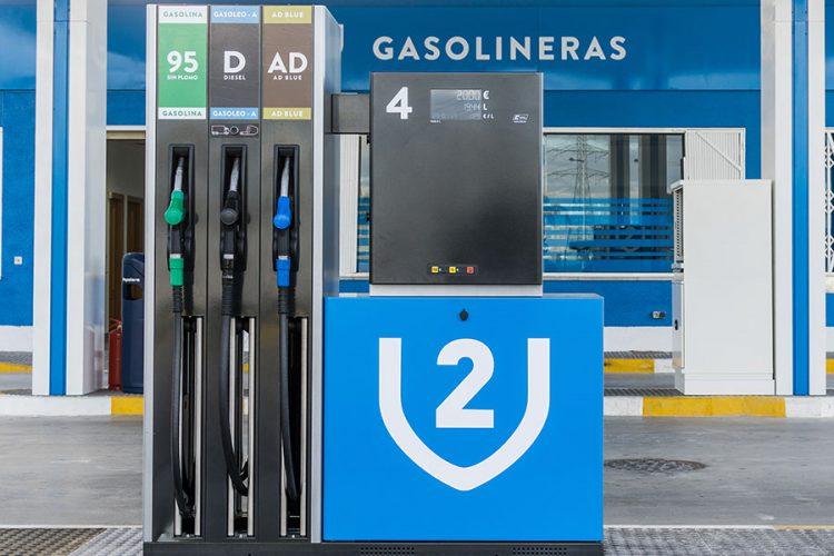 V2 Gasolineras E.S. Sangonera la Verde