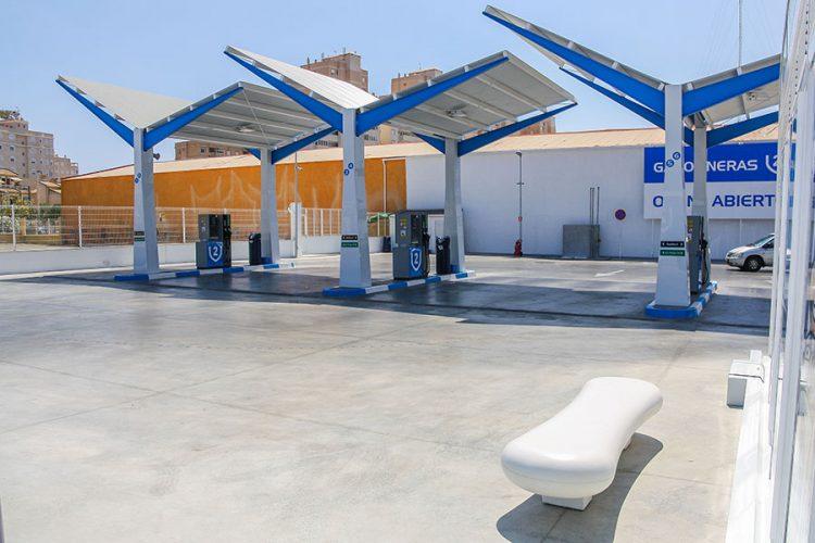 V2 Gasolineras Torrevieja