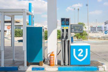 Servicios de V2 Gasolineras