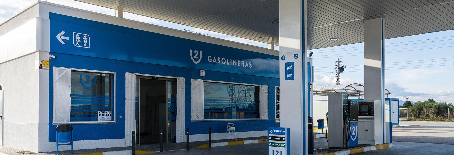 V2 Gasolineras Sangonera la Verde