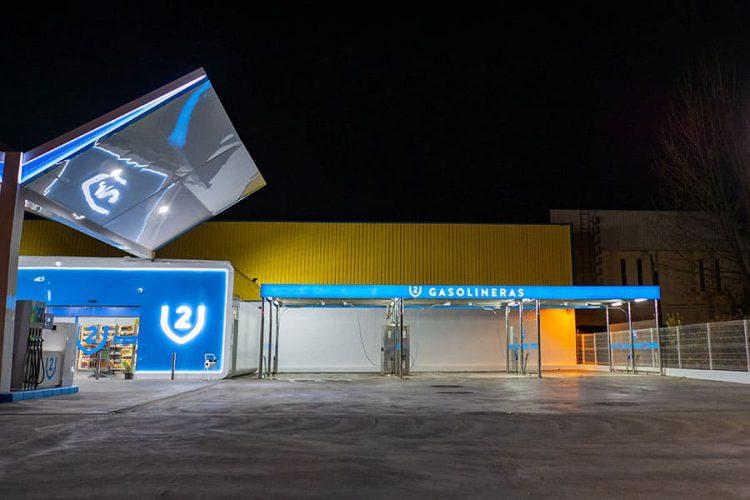 V2 Gasolineras Murcia Miguel Indurain